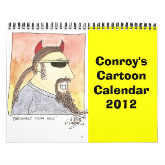 Conroy's Cartoon Calendar 2012