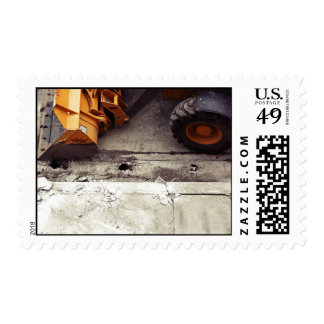 cons-Truck-tion Postage