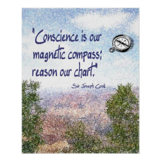 Conscience and Reason Poster