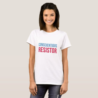 Conscientious Resistor T-Shirt