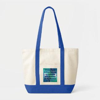 conscious action bag