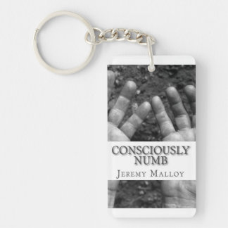 Consciously Numb, Volume 1 Rectangle Keychain