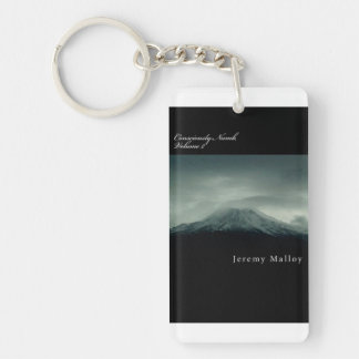 Consciously Numb, Volume 2 Rectangle Keychain