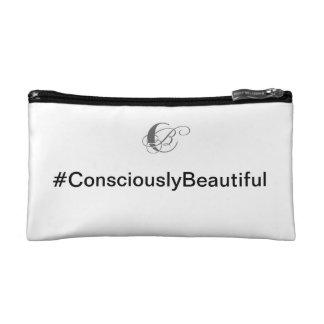 #ConsciouslyBeautiful® Cosmetic Bags