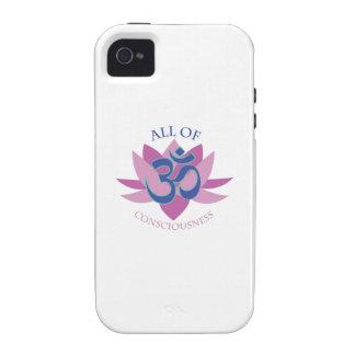 Consciousness Case-Mate iPhone 4 Cases
