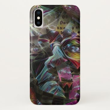 Consciousness iPhone X Case