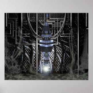 Consciousness Emulator Poster