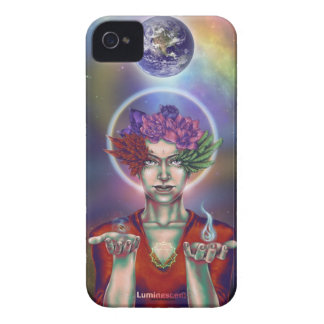 Consciousness on Earth - iPhone4 and 4S Case