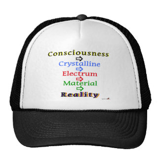Consciousness-Reality Trucker Hat