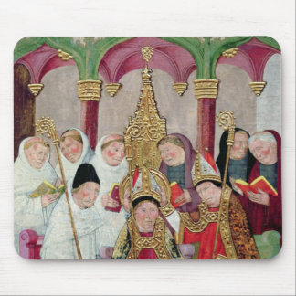Consecration of a Bishop, Valencian School Mouse Pad