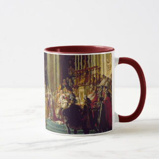 Consecration of the Emperor Napoleon l Mug