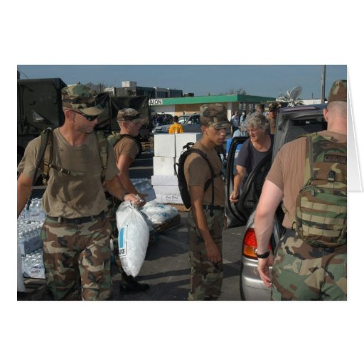 Consecuencias de Charley del huracán, agosto de 20 Felicitacion