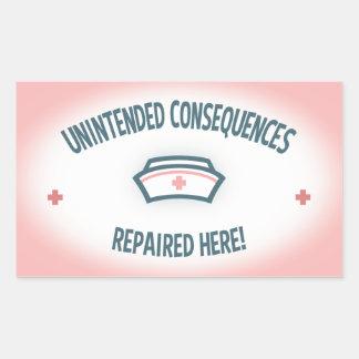 Consecuencias involuntarias reparadas