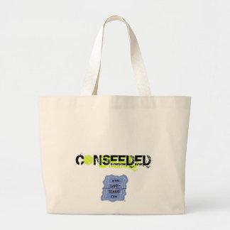 CONSEEDED beach bag by Lake Tennis