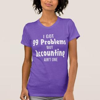 Conseguí 99 problemas pero la contabilidad no es playera
