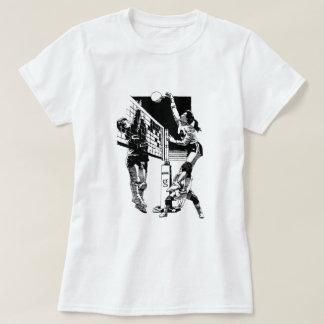 Conseguí a chicas del juego la camiseta para mujer
