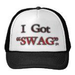 Conseguí el gorra del swag