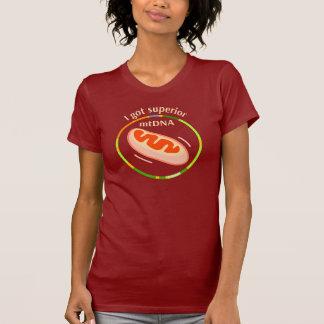 Conseguí el mtDNA superior Camisetas