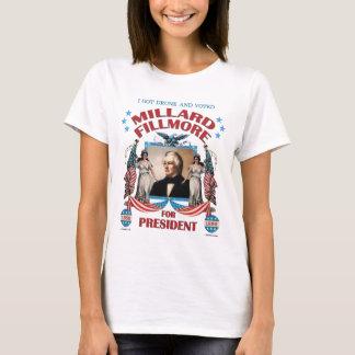 """""""Conseguí Fillmore borracho y votado!"""" La camisa"""