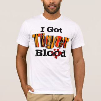 Conseguí la camiseta de la sangre del tigre