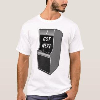 Conseguí la camiseta siguiente