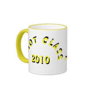 Conseguí la clase (el amarillo) tazas de café