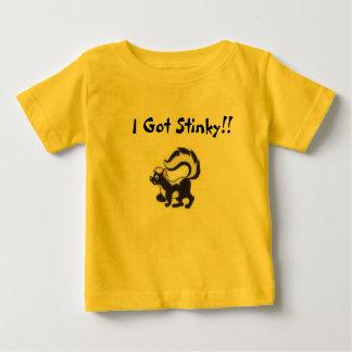 ¡Conseguí Stinky!! Playera De Bebé