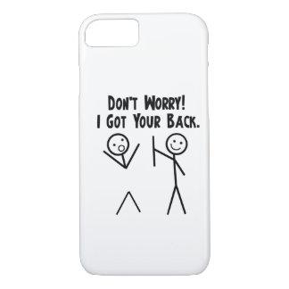 Conseguí su caso trasero del iPhone 7 Funda iPhone 7