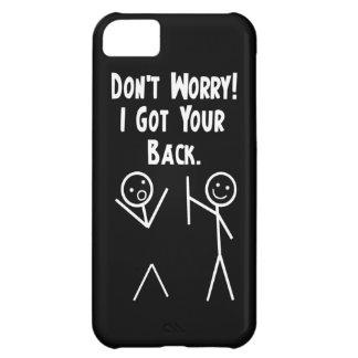 Conseguí su iPhone trasero 5 Carcasa iPhone 5C