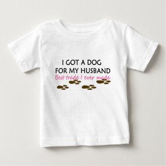 Conseguí un perro para mi comercio del mejor del t shirts