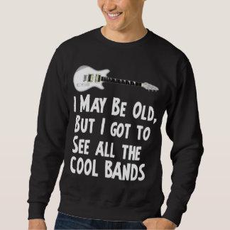 Conseguí ver las bandas frescas jersey