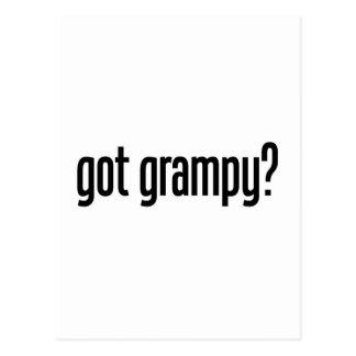 conseguido grampy postal