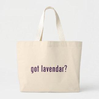 ¿conseguido lavendar? bolsa