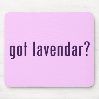 ¿conseguido lavendar? tapetes de raton