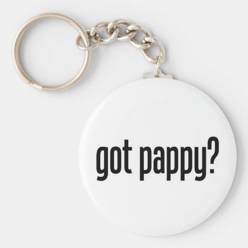 conseguido pappy llavero redondo tipo pin