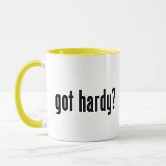 ¿conseguido resistente? taza