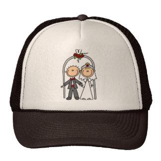 Conseguir el gorra casado