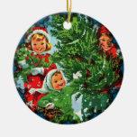 Conseguir el ornamento del árbol de navidad ornamento de navidad