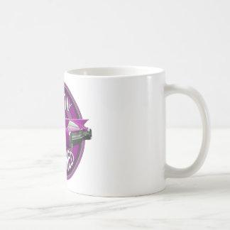 conseguir el rosa cerrado de golpe 1960 de taza de café