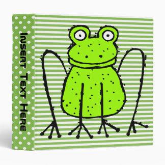 Conseguir la carpeta de Avery del Froggy