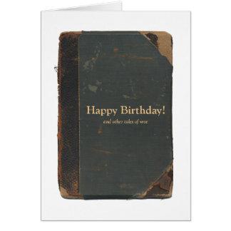 Conseguir un más viejo cumpleaños tarjeta de felicitación