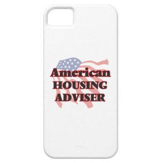 Consejero americano de la vivienda iPhone 5 carcasa
