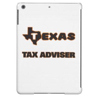 Consejero de impuesto de Tejas Funda Para iPad Air