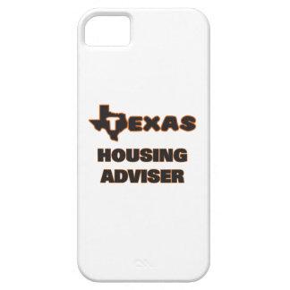 Consejero de la vivienda de Tejas Funda Para iPhone 5 Barely There