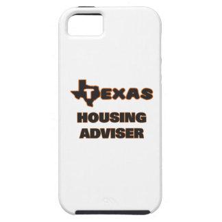 Consejero de la vivienda de Tejas iPhone 5 Carcasas