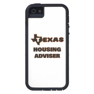 Consejero de la vivienda de Tejas Funda Para iPhone 5 Tough Xtreme