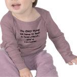 consejero del miedo camiseta