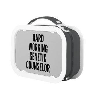 Consejero genético de trabajo duro