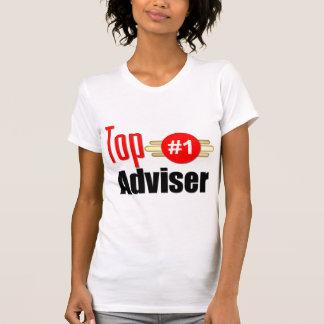 Consejero superior camisetas