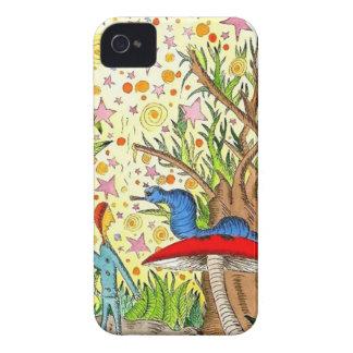 """Consejo de Caterpillar"" (AAPL i4) Funda Para iPhone 4 De Case-Mate"